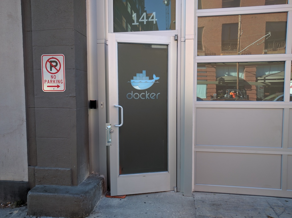 Docker headquarters