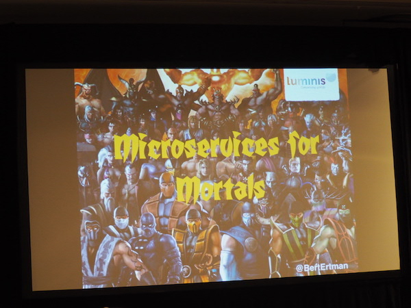 Microservices for mortals